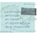 Conférence de restitution du projet liant le LéA Debeyre, le CGET et l'IFÉ, sur la prospective territoriale en classe
