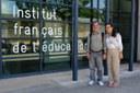 Visite de chercheurs de l'Université Nationale d'Equateur (UNAE).