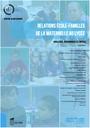 Relations école- familles : un livret ressource pour l'action